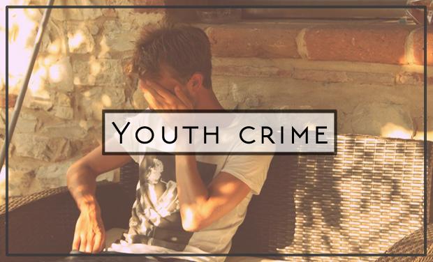 Visueel van project Youth Crime - 1er album solo