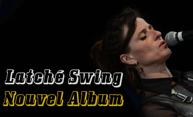 Visueel van project Latché Swing - Enregistrement du 2e album.