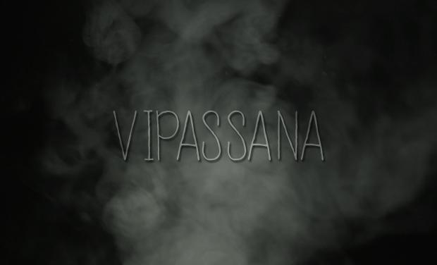 Project visual Vipassana