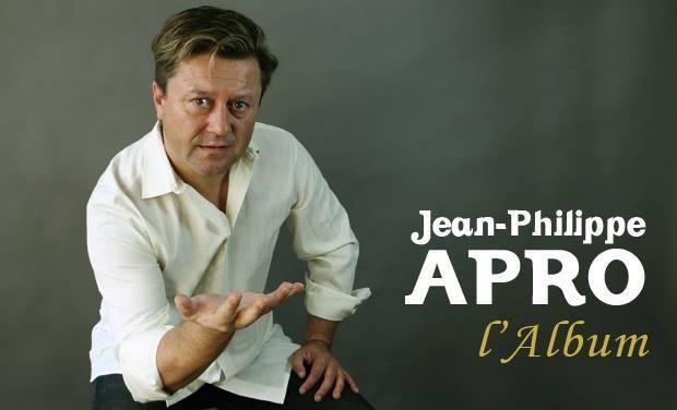 Visuel du projet Jean Philippe Apro ( L'Album )