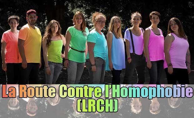 Visuel du projet La Route Contre l'Homophobie
