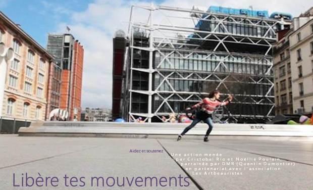 Visueel van project Libère tes mouvements!