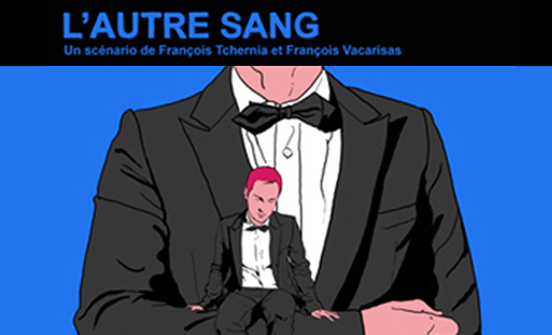 Visueel van project L'Autre Sang