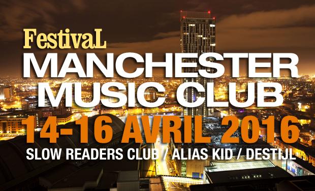 Visuel du projet Manchester Music Club Festival