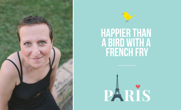 Visuel du projet Happier than a Bird with a French Fry