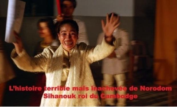 Visuel du projet L'histoire terrible mais inachevée de Norodom Sihanouk, roi du Cambodge