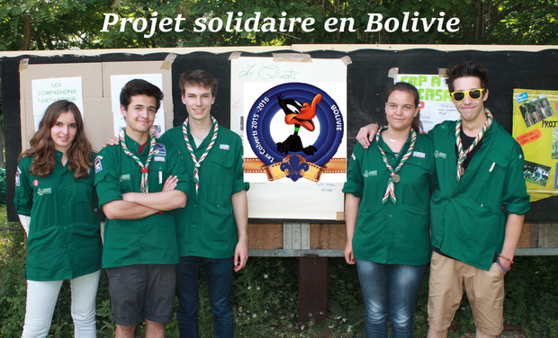 Project visual Projet solidaire en Bolivie