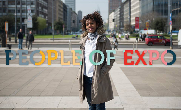 Project visual People of Expo