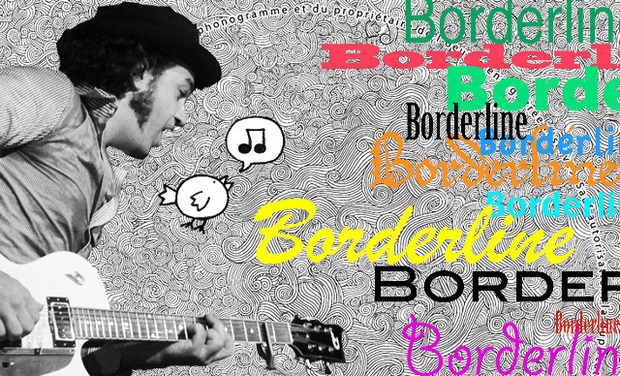 Visueel van project BORDERLINE - Premier album de Gautier
