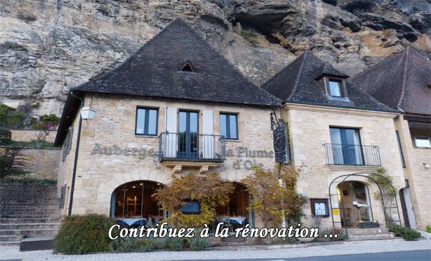 Visuel du projet Notre auberge... votre séjour.