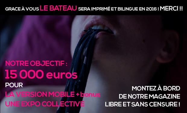 Visuel du projet Le Bateau Magazine