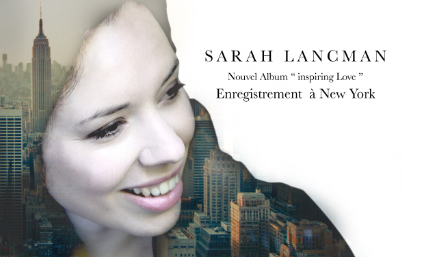 Visueel van project Sarah Lancman : Nouvel Album à New York