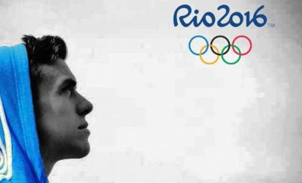 Project visual Go For Rio 2016 for Pierre-Antoine