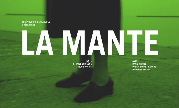 Visuel du projet LA MANTE