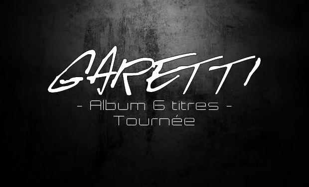 Visuel du projet STEPHANE GARETTI - Premier EP