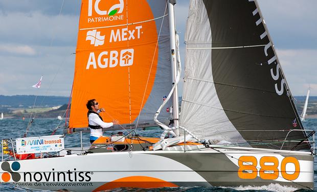 Visueel van project Rejoignez le défi d'une aventure hors du commun sur l'Atlantique !