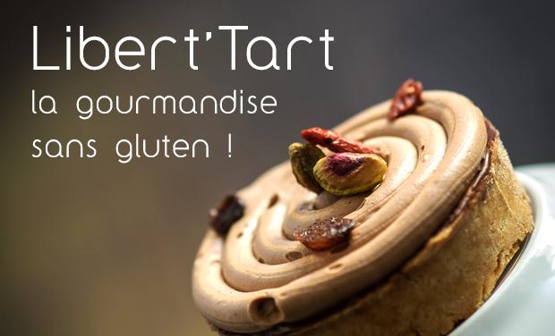 Project visual Liber'Tart, la gourmandise sans gluten à Annecy !