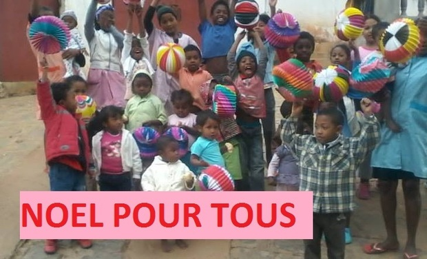 Visuel du projet Noel pour tous