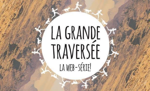 Visueel van project La Grande Traversée / The Great Journey