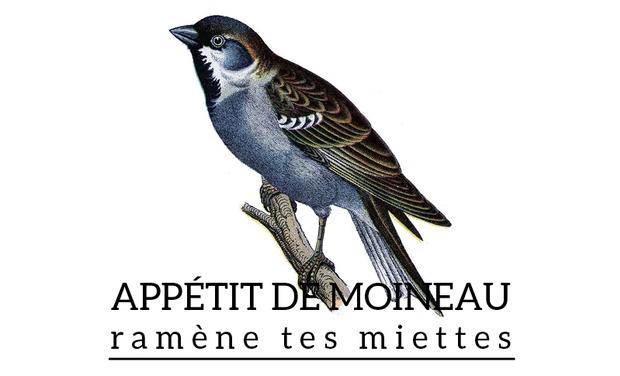 Project visual L'Appétit de moineau