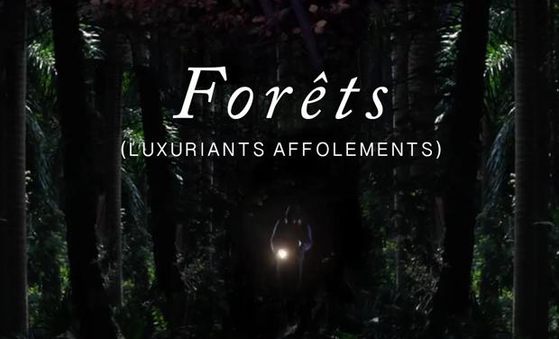 Visuel du projet Exposition / Forêts (luxuriants affolements)