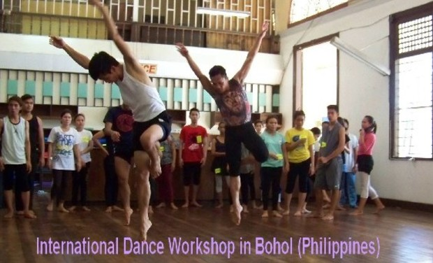 Visuel du projet International Dance Worshop in Bohol (Philippines)