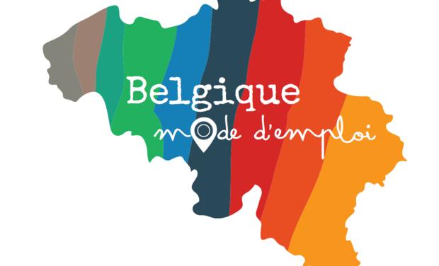 Visueel van project Belgique, mode d'emploi