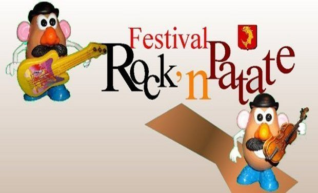Visueel van project ROCK'N PATATE micro festival