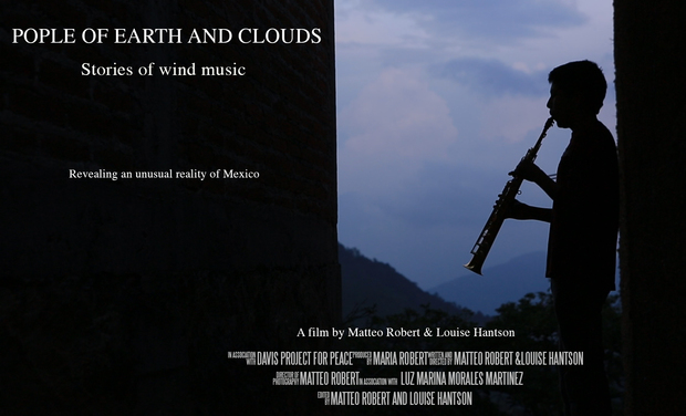 Project visual People of Earth and Clouds