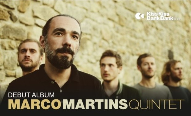 Project visual Marco Martins Quintet_Debut Album