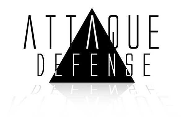 Visueel van project Attaque // Defense