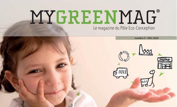 Visuel du projet MyGreenMag