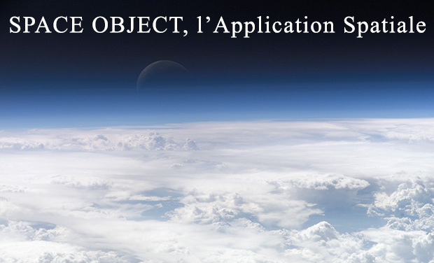 Visueel van project Space Object, envoyez-les en l'air !