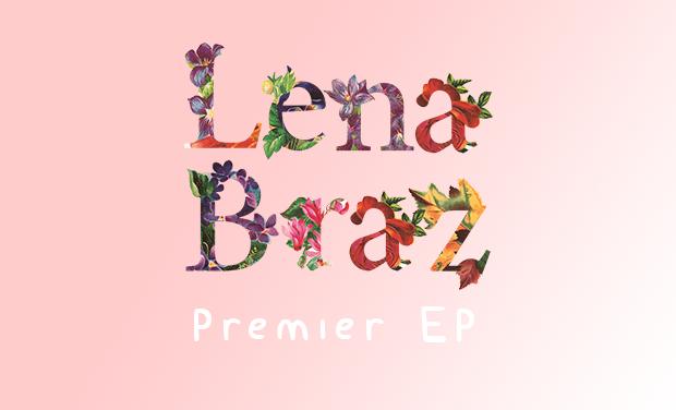 Visueel van project Lena Braz - 1 er EP -