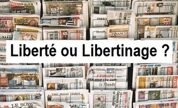 Project visual  Liberté ou Libertinage ?