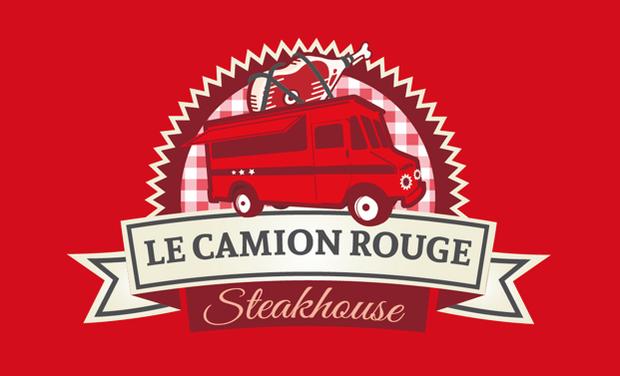 Visuel du projet Le camion Rouge - Steakhouse