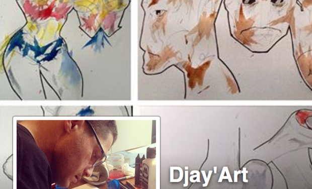Project visual Création Djay'Art