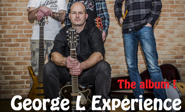 Visueel van project George L Experience - The album