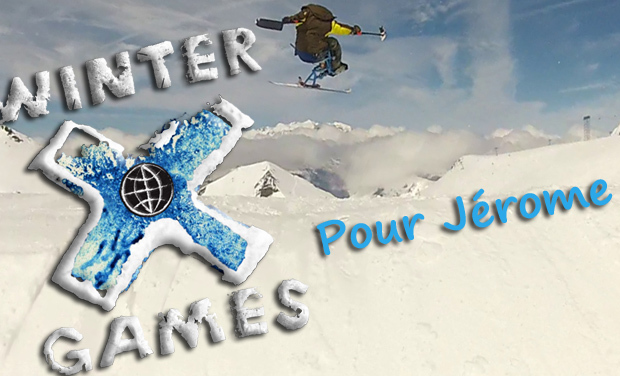 Visueel van project Winter Xgames 2016 pour Jérôme