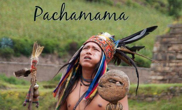 Visueel van project Pachamama
