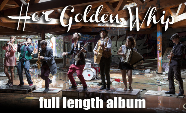 Visuel du projet Her Golden Whip - Full-Length Album