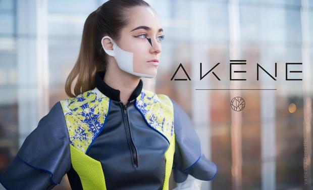 Visuel du projet AKENE- collection
