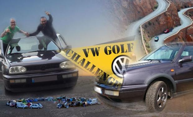 Project visual La Team Xavtib 27 au VW Golf Challenge 2016 !