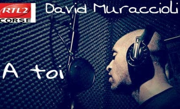 Visuel du projet Aidez David Muraccioli à réaliser son rêve musical