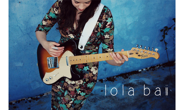Visueel van project Le second album de Lola Baï