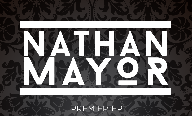 Project visual Nathan Mayor - 1 er EP -