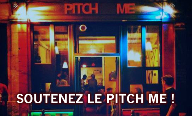 Project visual Soutenez le Pitch Me !