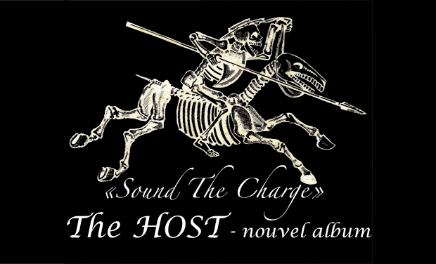 "Project visual ""Sound The Charge !!!!"" - Nouvel Album"