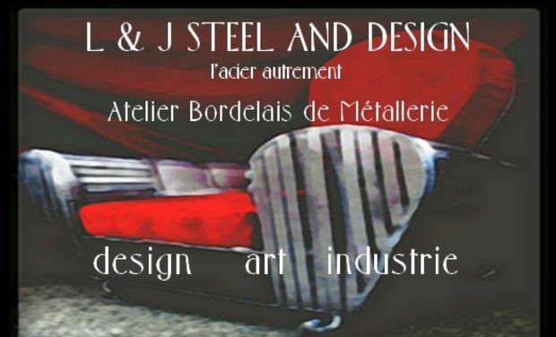 Project visual Steel and Design - l'Acier Autrement...