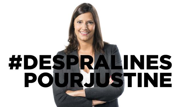 Visuel du projet Des pralines pour Justine